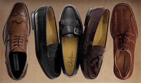 Selecting The Right Dress Shoe   JoS. A. Bank