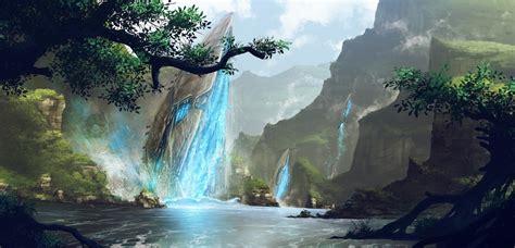 4k sur pc ou mobile, les meilleurs fonds d'écran manga et anime par javier marso le 15 avril 2021 à 13:13 modifié le 1 juillet 2021 à 12:07 Fond d'écran : cascade, jeux vidéo, Art fantastique, la nature, rivière, jungle, forêt tropicale ...