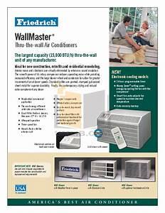 Download Free Pdf For Friedrich Wallmaster Ws14b10a Air