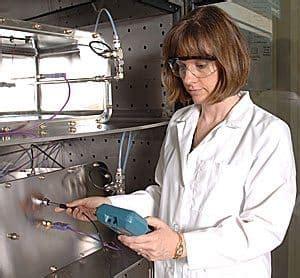 materials air quality testing bulk  air testing