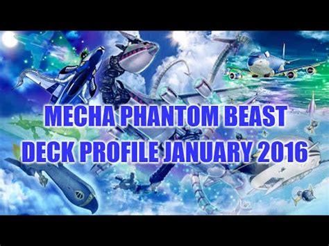 mecha phantom beast deck 2015 28 sacred beast deck profile armityle the chaos