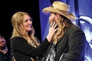 Rugged Country Star Chris Stapleton Surprises An Adoring