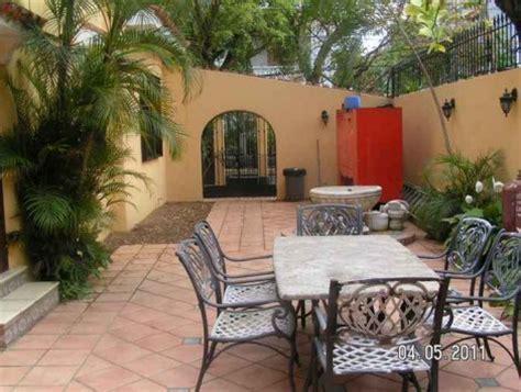 patio garden designs  family relax area ayanahouse