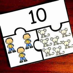 6 Easy And Fun Ways To Practice Adding To 10  Free Puzzles