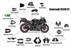 Kawasaki Motorcycle Parts
