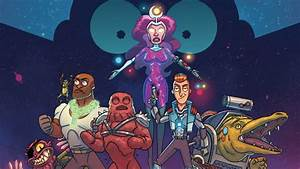Rick, And, Morty, U0026, 39, S, Dysfunctional, Superheroes, Are, Getting, Their, Own, Comic