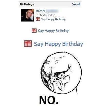 Facebook Birthday Meme - meme face happy birthday image memes at relatably com