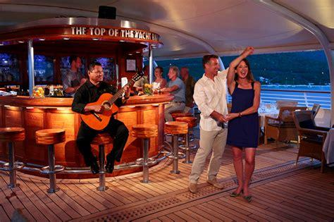 seadreams onboard luxury amenities entertainment