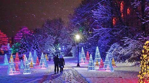 niagara falls  turn   dreamy winter wonderland