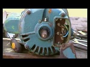 Brook Crompton Single Phase Motor  Rotation Change