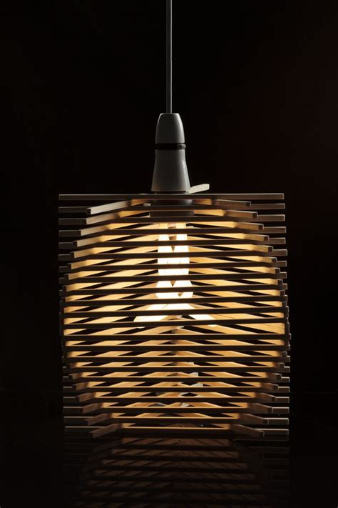 Designer Lamp Shades By Middlesex University Students