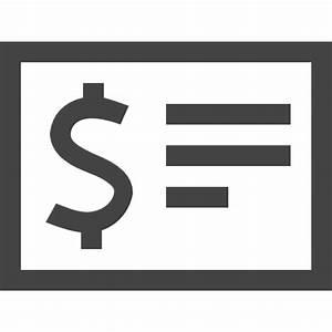 Rechnung Symbol : rechnung symbol kostenlos von vaadin icons ~ Themetempest.com Abrechnung