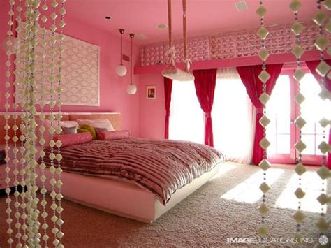 Pink Bedroom For Teenager by 33 Glamorous Bedroom Design Ideas Digsdigs