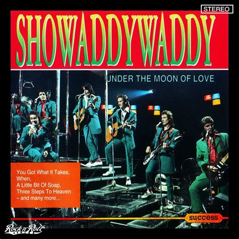 under the moon of love showaddywaddy mp3 buy full tracklist