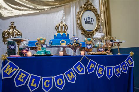 royal themed baby shower ideas welcome royal prince baby shower favors more llc