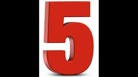 Numeroloski Broj Pet - YouTube