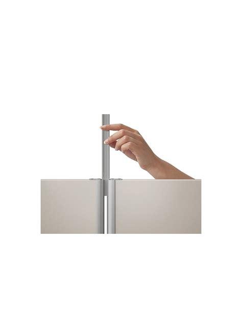 cloisons de bureau cloison de bureau mélamine h 160 cm pas cher delex mobilier