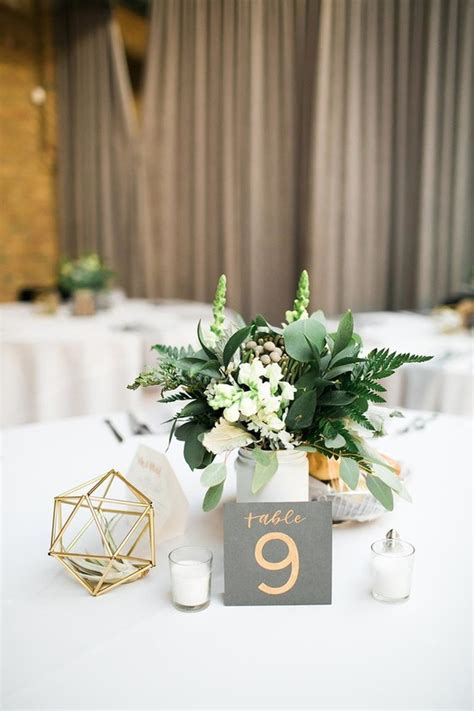 Geometric wedding decor Wedding & Party Ideas 100