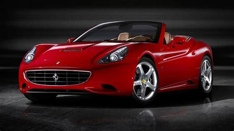 F149 Gt Revealed To Be New Ferrari California