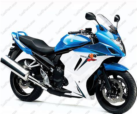 Suzuki Gsx 650 by Additional Led Headlights For Motorcycle Suzuki Gsx F 650