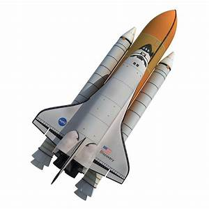 Discovery Space Shuttle NASA Spacecraft Desktop Wood Model ...