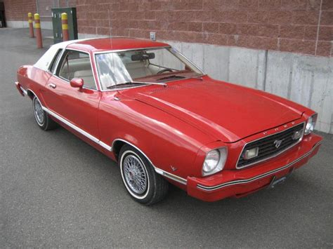 1978 Mustang Ii by 1978 Ford Mustang Ii Ghia Related Infomation