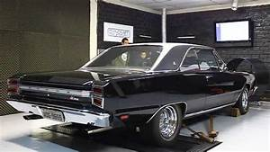 Dodge Dart 72 440 Big Block Puxando Forte No Dyno