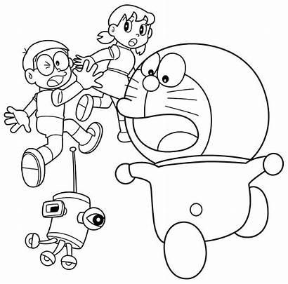 Doraemon Mewarnai Gambar Dan Yang Banyak Bagus
