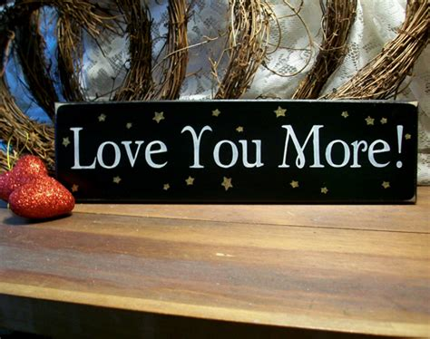 love   wood sign wall decor handcrafted   home