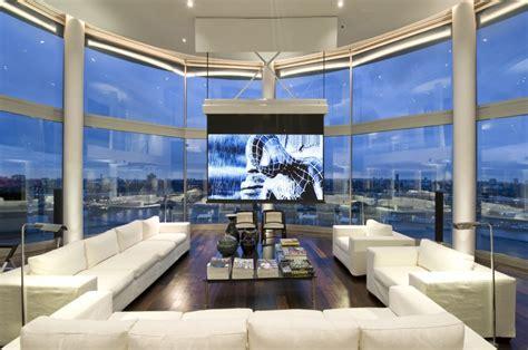 spectacular riverside penthouse  london