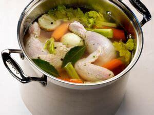 poule au pot sa sauce blanche decouvrez les recettes