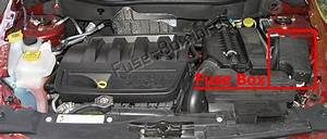 Fuse Box Diagram  U0026gt  Dodge Caliber  2006