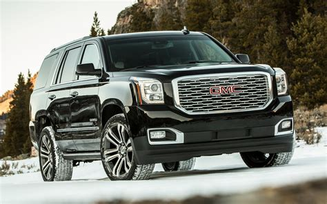 gmc yukon denali wallpapers  hd images car pixel