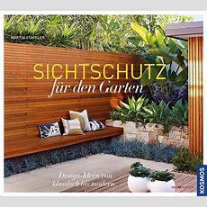 Sichtschutz Für Den Garten Von Martin Staffler Portofrei
