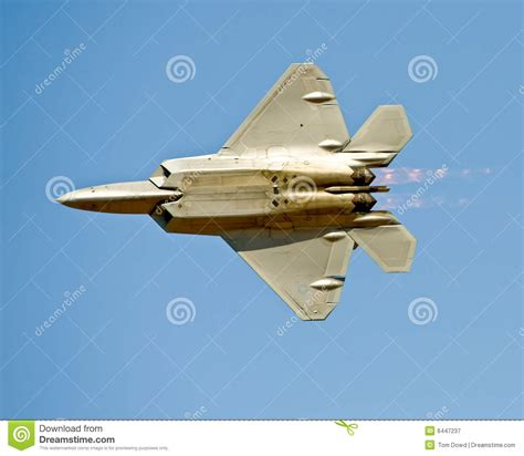 F22 Raptor Stock Image. Image Of Military, Technology