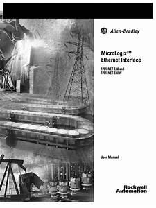 Micrologix Ethernet Interface  Eni  User Manual 1761