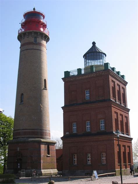 lighthouses  cape arkona wikimedia commons