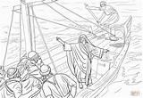 Jesus Storm Coloring Calms Pages Printable Colouring Stilling Bible Sea Stills Crafts James Sunday Tornado Calming Drawing Peter Preschool Printables sketch template
