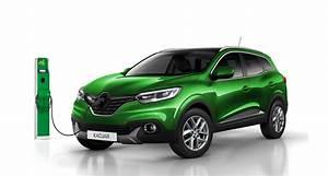 Voiture Hybride Rechargeable Renault : renault kadjar une version hybride rechargeable essence pour 2018 l 39 argus ~ Medecine-chirurgie-esthetiques.com Avis de Voitures
