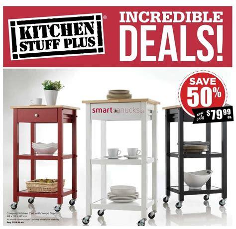 kitchen stuff plus kitchen stuff plus flyer september 10 to 20