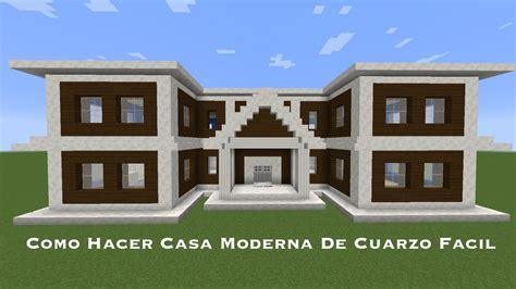 casa como como hacer casa moderna de cuarzo facil pt3