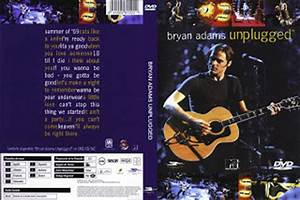 Capas Shows Internacional: Bryan Adams - MTV Unplugged