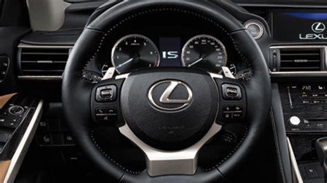 features steering wheel control switches lexus