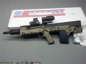 Kel-Tec 308 Bullpup Rifle