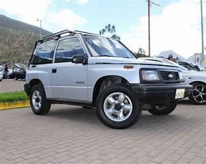 Vitara 3 Puertas Quito Vendo Carro Chevrolet En Quito
