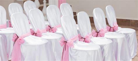 decoration housse de chaise mariage décoration de chaise mariage le mariage