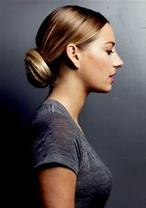 Easy Cute And Messy Bun Hairstyles For Long Hair