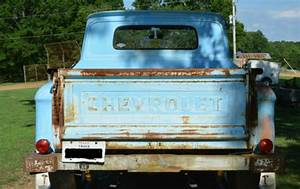 Barnfound 1962 Chevrolet C10 1  2 Ton Swb Stepside Pickup