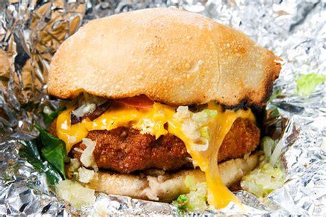 schnitzel burger  schnitzel   truck