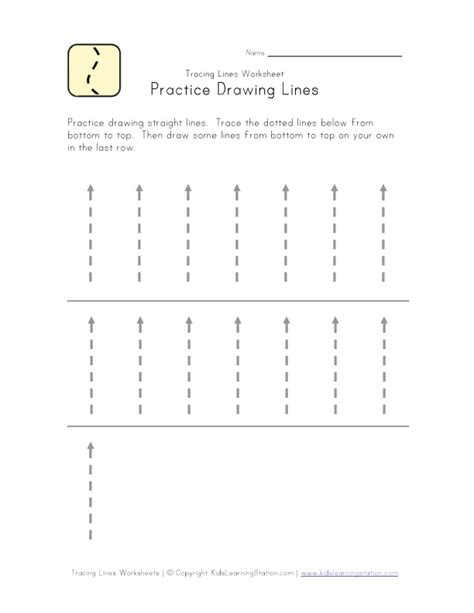 tracing lines worksheet lots of others great for 2 yr